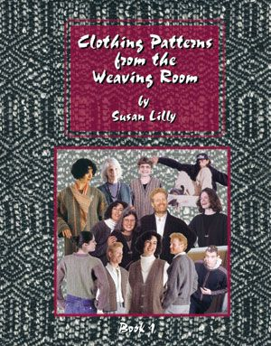 Clothing Patterns from the Weaving Room