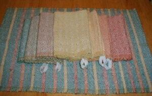 Twill Tabby Towels