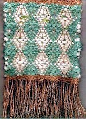 Doubleweave Rag Rug