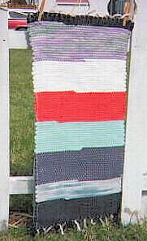 Telly - Rag Rug