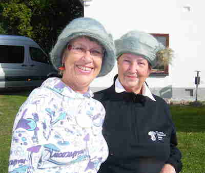Happy Felt Hatmakers