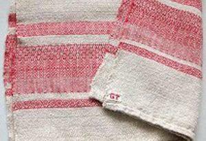 Handwoven Linen Towel