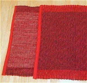 Rep Weave Draft