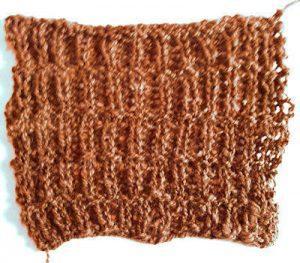 Rib Lines Knitting