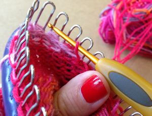 Prym Heel Sock Knitting