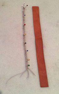 Pewter Reindeer Bracelet
