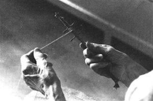 Tin Thread Spinning 2