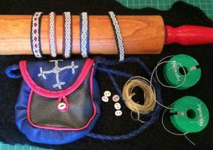 Sami Tin Bracelet