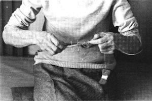 Tin Thread Spinning