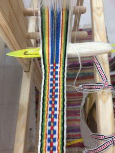 Sami Shoe Band in Wool