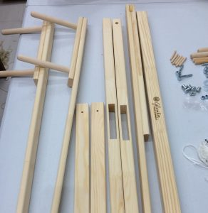 Band Loom Pieces