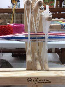Band Loom Pickup Shed