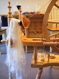 Spinning Soya Milk