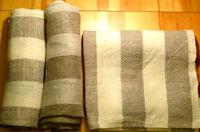Hand Woven Linen Sauna Towels