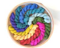 Rainbow Crewel Yarns