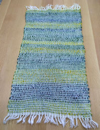 Rustic Hand Woven Table Runners