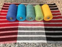 Custom Hand Woven Tea Towels