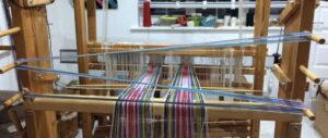 Band Loom Warp