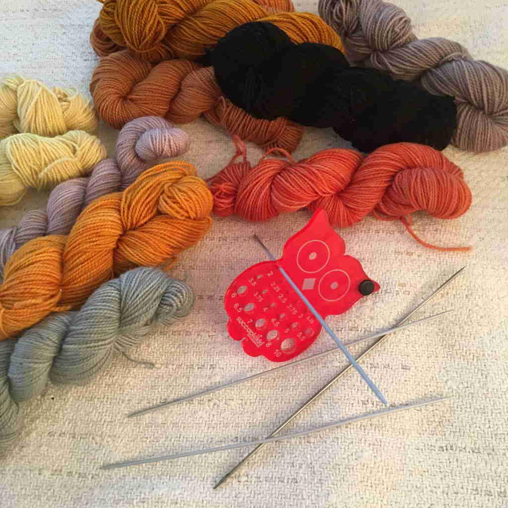 Sock Knitting Needles