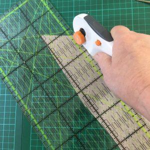 Cut Bias Tape Strips