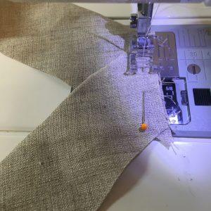 Sew Bias Tape Strips