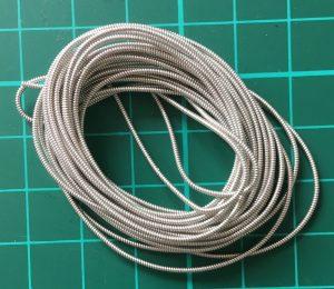 Pewter Tin Thread